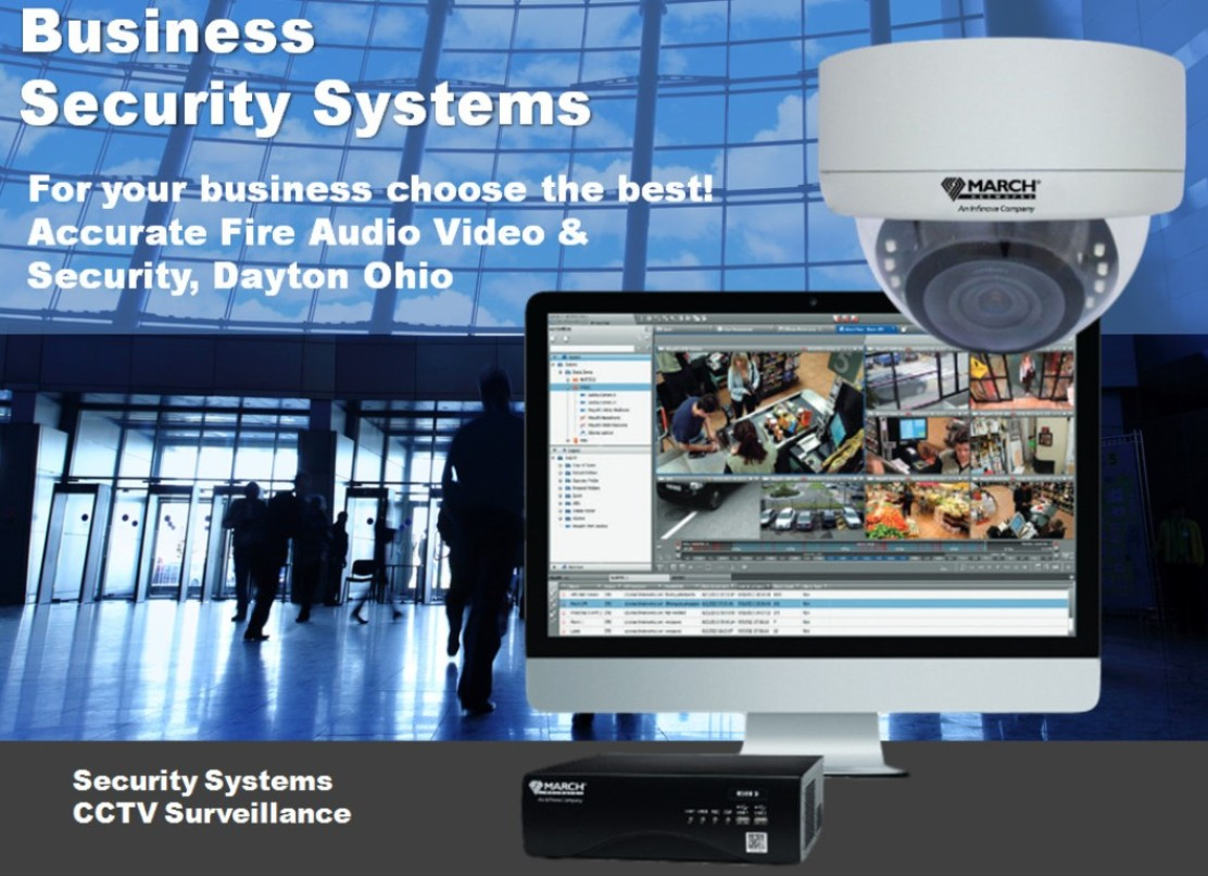 Business Security Systems Accurate Security Systems